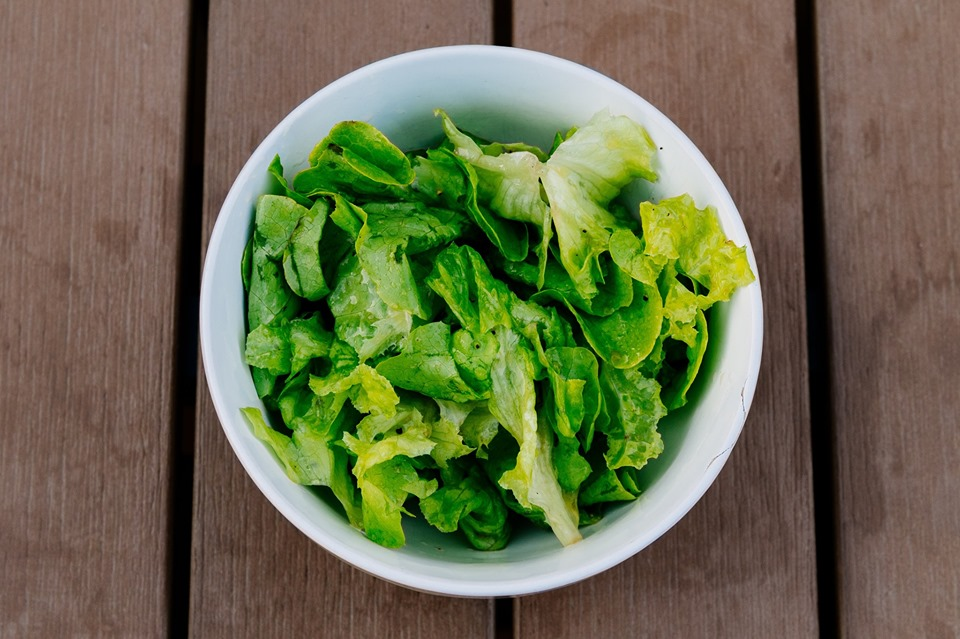 Salat für Europa